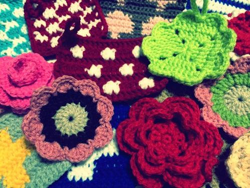 編み物初心者の簡単・手軽なかぎ針編みの始め方 道具も毛糸も100円!