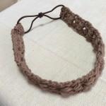 カチューム 手作り かぎ針編み