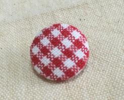 手作り くるみボタン