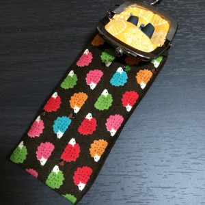 かぎ針ケース 手作り 携帯用