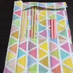 棒針 ケース 型紙いらず 簡単 作り方