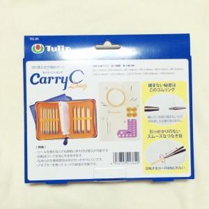 輪針 セット おすすめ チューリップ carryClong 付け替え式輪針セット