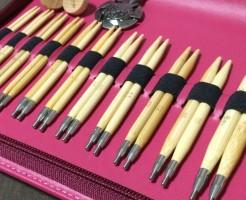 クロバー 輪針セット 付け替え式輪針 匠 コンボ 輪編み 棒針編み 編み針セット
