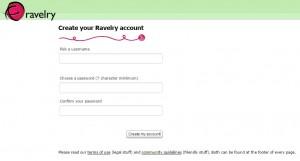 ravelry ラベリー 登録 無料 編み図 使い方 方法 登録の仕方