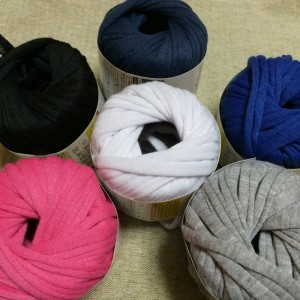 Tシャツヤーン 100均 ダイソー 色 種類 カラー ズパゲティ ズパゲッティ フックドゥ 糸 毛糸 夏糸 バッグ