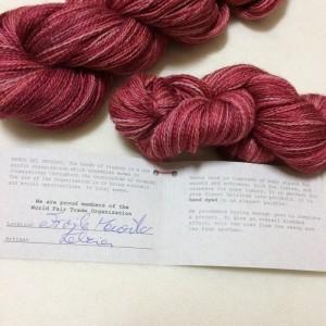 Manos del Uruguay Lace マノス デル ウルグアイ レース 糸 毛糸 アルパカ シルク カシミア 段染め糸 手染め 海外 輸入 糸 手編み