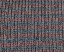 ボーダー 棒針編み ほっこりひつじちゃん 100均 毛糸 冬糸 ウール100% セリア キャンドゥ