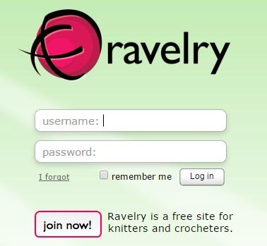 ラベリーの使い方 登録の方法 編み物の編み図やパターンのRavelry